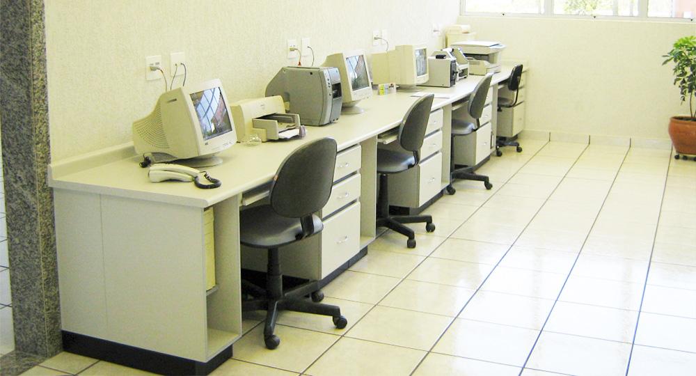 Mobiliários Administrativos