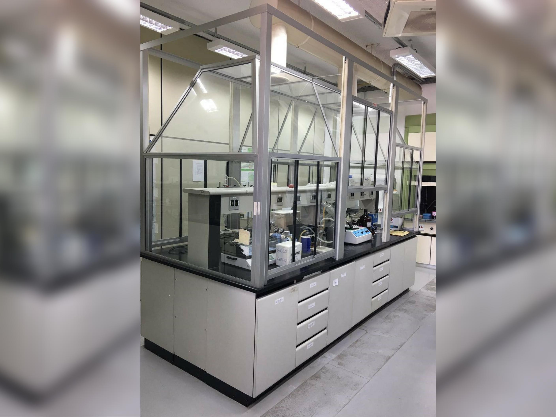 Mobiliário para Laboratório
