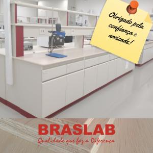 Braslab Obrigado pela Confiança e amizade